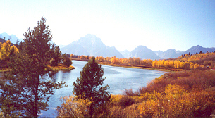 Teton Range